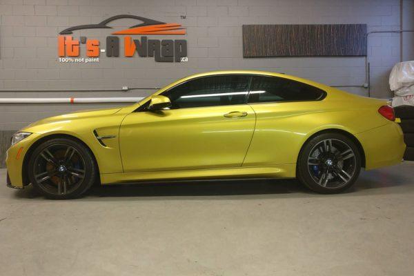 BMW M5 Tint-min