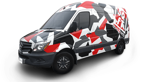 Commercial - Benz Wrap