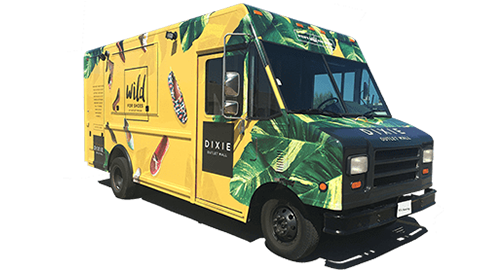 Commercial - Truck Wrap