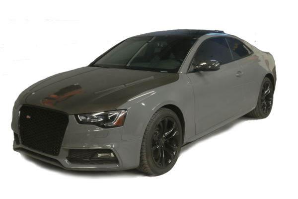 Audi S5 Wrap