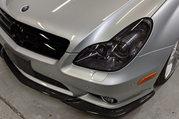 Headlight Tint - AMG Mercedes-min