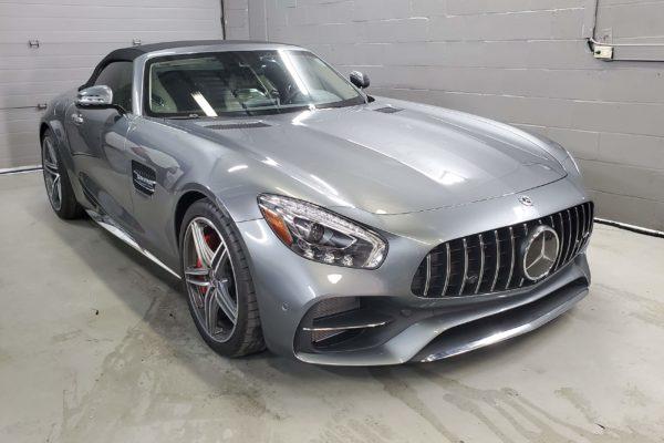Mercedes Benz GTS, GTC 3m Paint Protection film